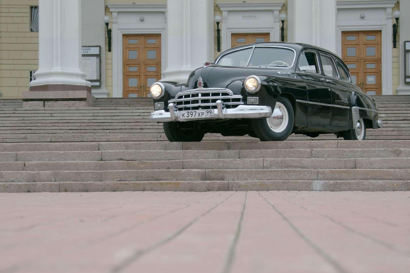 ГАЗ-12ЗИМ: партийная кличка— фото 682778