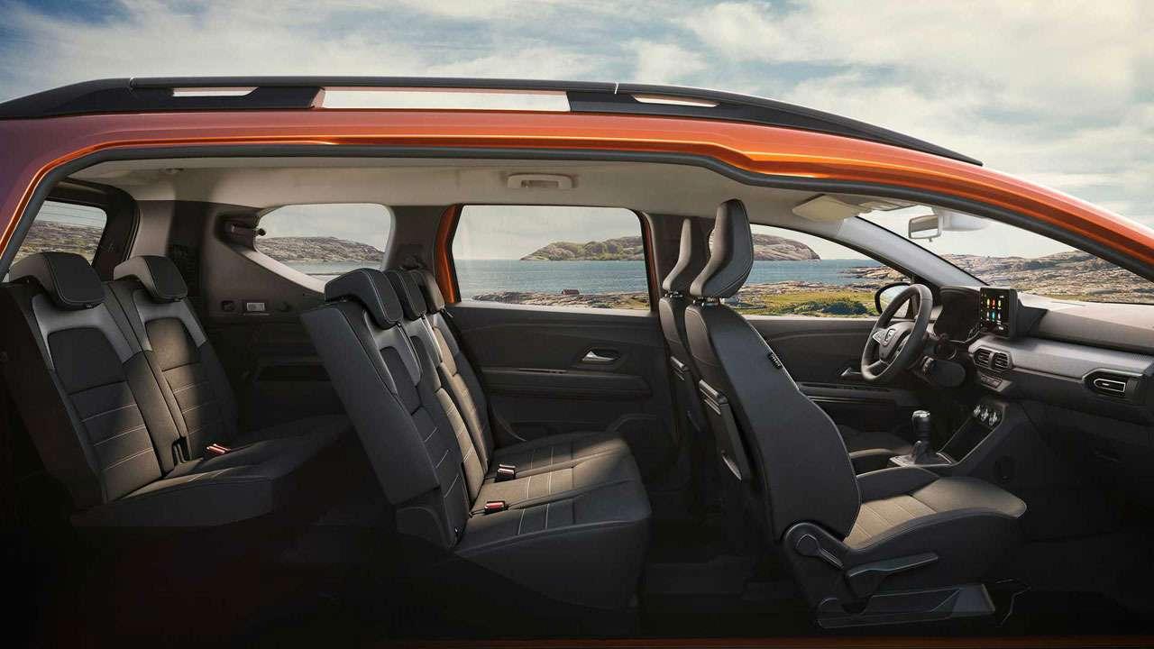 Dacia Jogger— новые подробности обудущем Ларгусе— фото 1275602