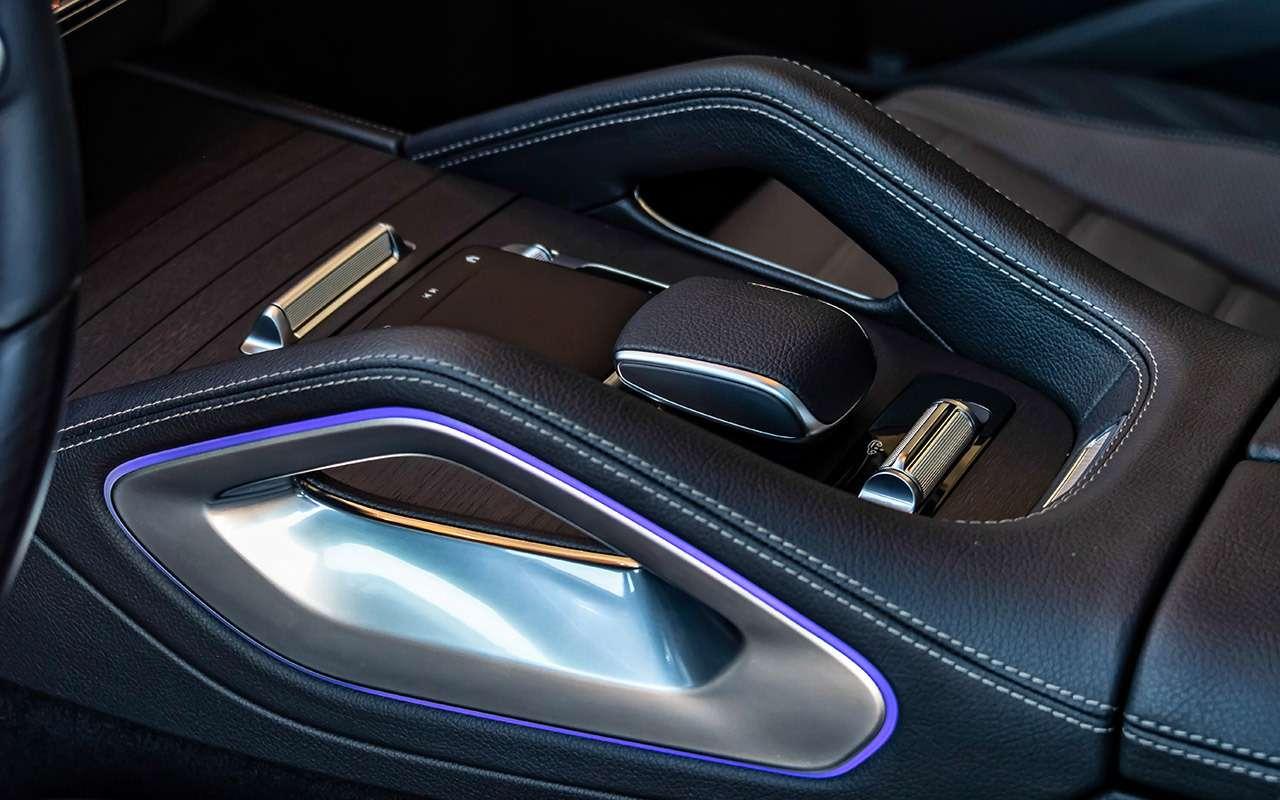 Барон Мюнхгаузен: новый Mercedes-Benz GLE ивсе его фишки— фото 941288