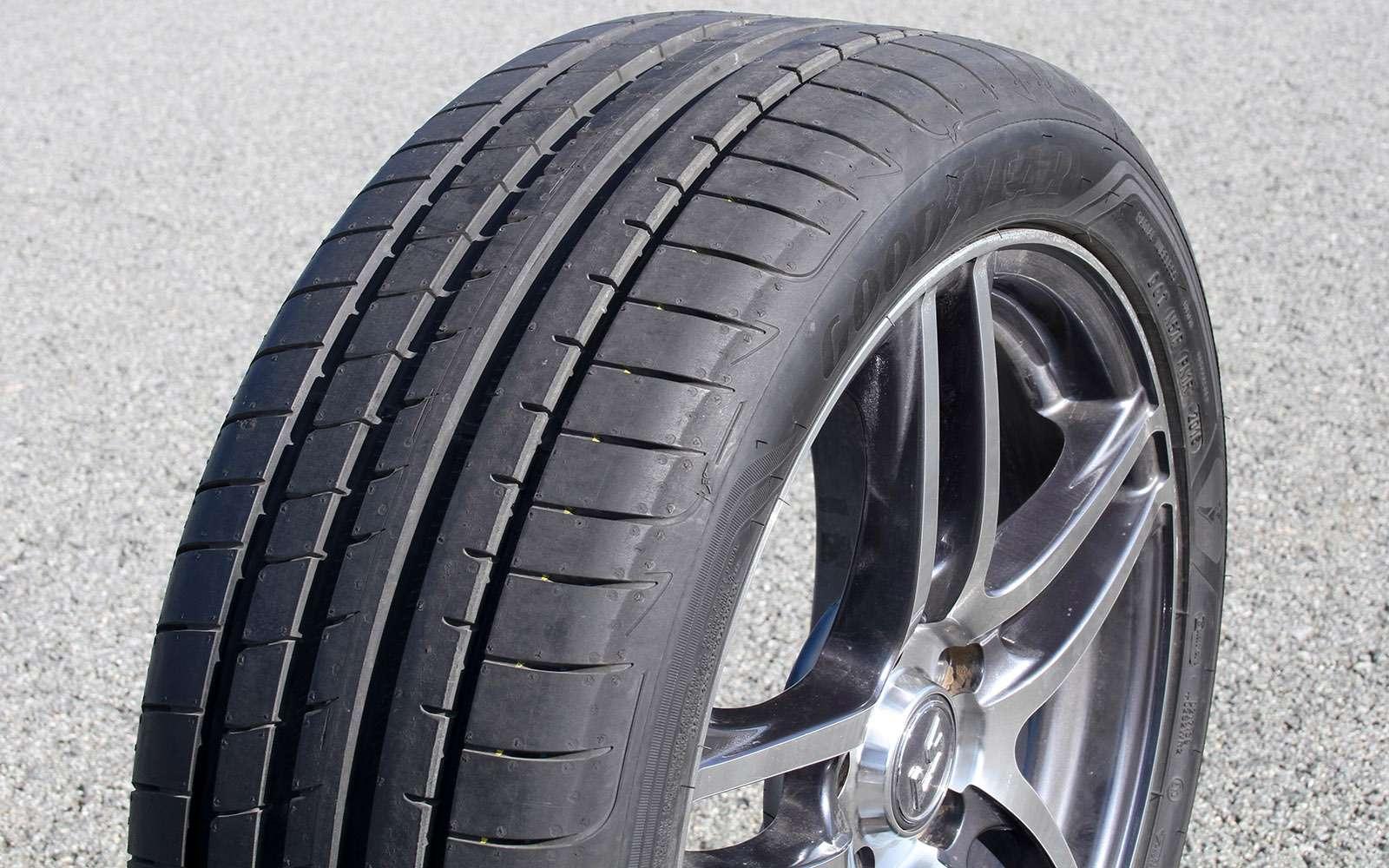Летние шины 225/45R17: сравниваем 12комплектов— фото 725151