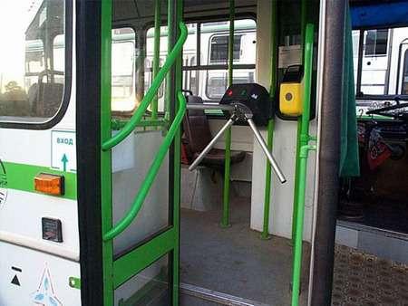 вход вавтобус