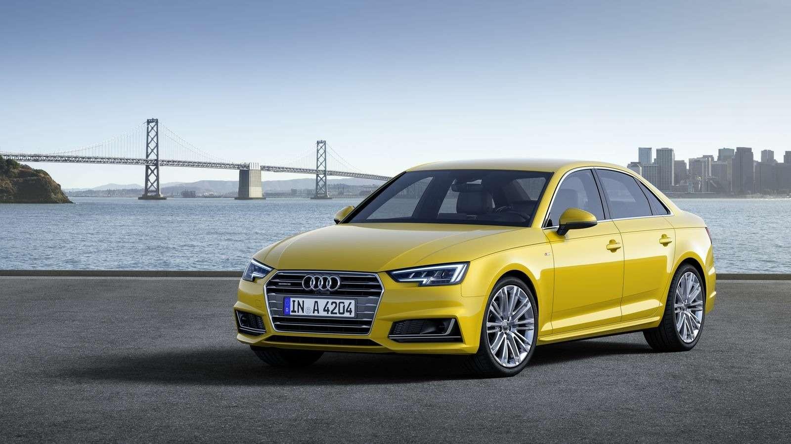 Audi A42.0 TFSI quattro 8