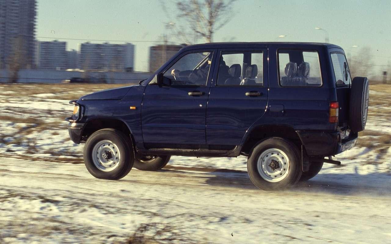 14советских автомобилей сдизелем— почему ихотнас скрывали— фото 954436
