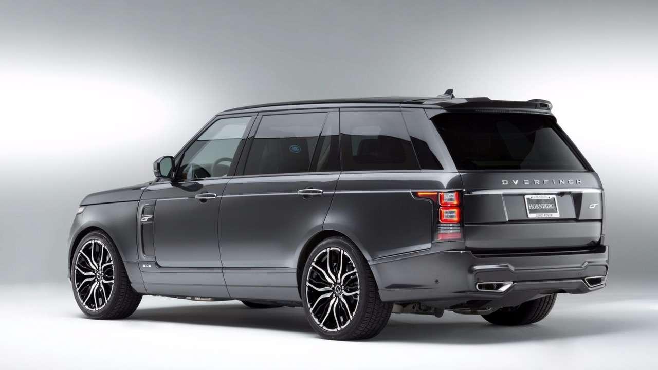 Манхэттен, Лондон икосмическая цена: Range Rover переплюнул Bentley Bentayga— фото 645083