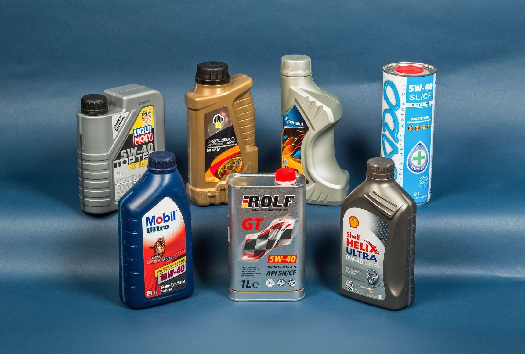 Моторное масло: как выбирать икогда менять. Советы экспертов ЗР— фото 587274