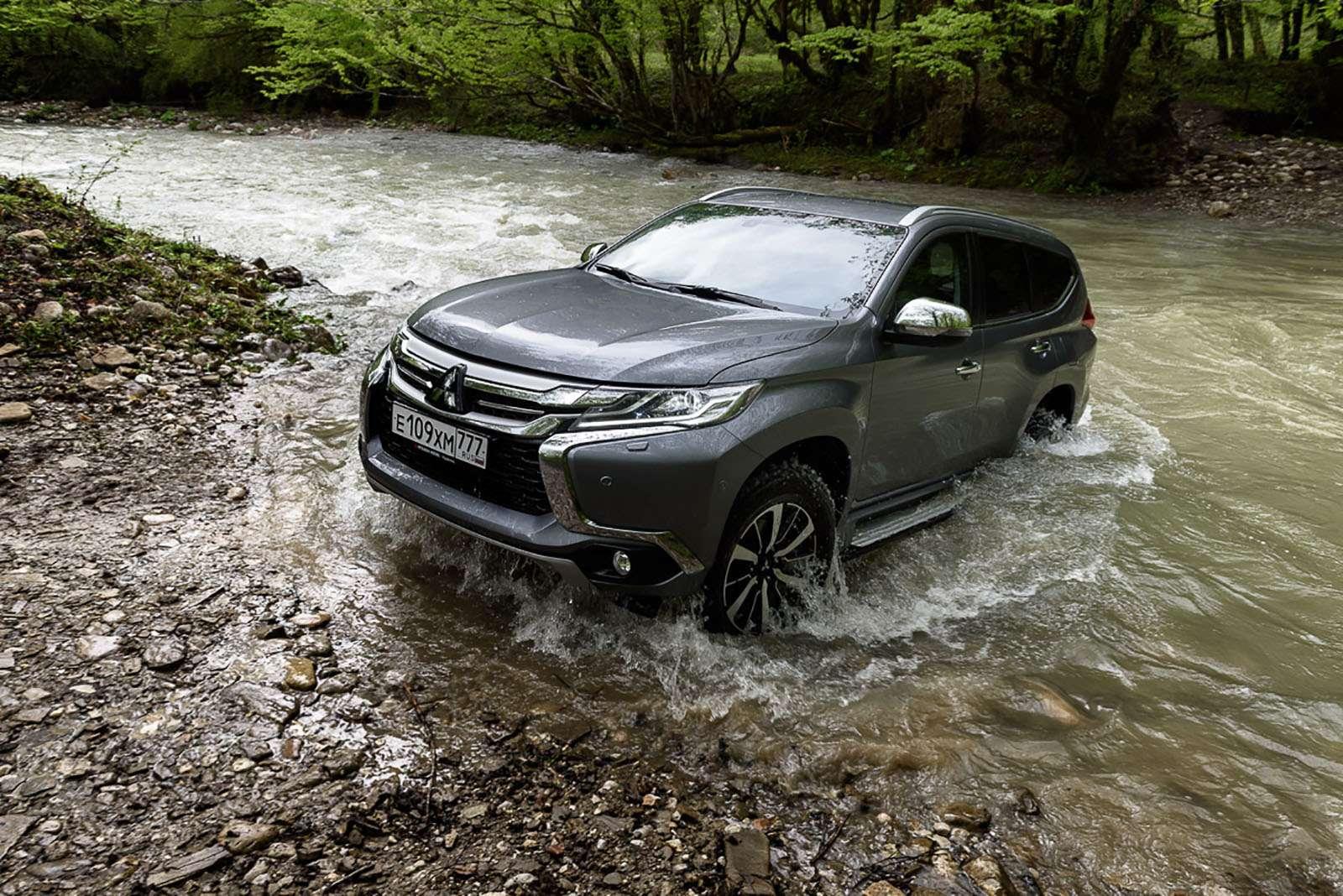 Mitsubishi снизила вРоссии цены  наPajero Sport— фото 798905