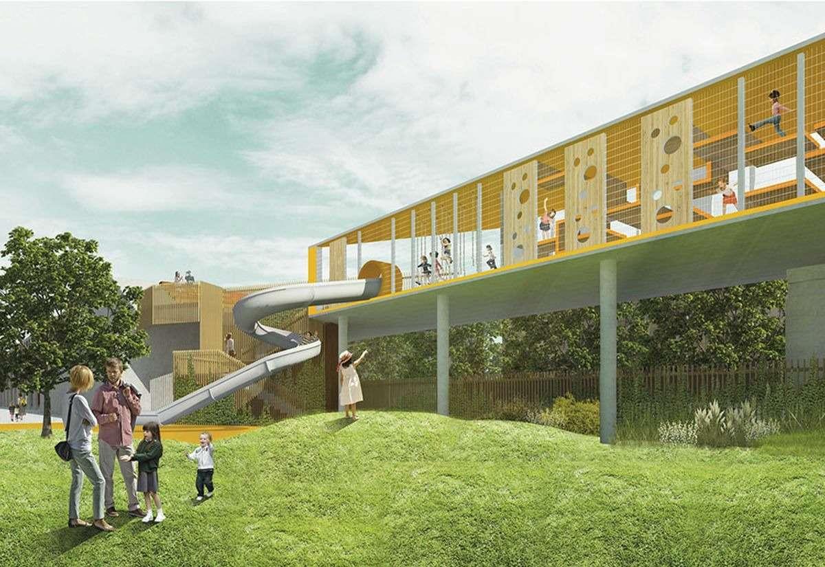 Висячие сады ибассейн: грандиозный проект реконструкции Московского монорельса— фото 886028