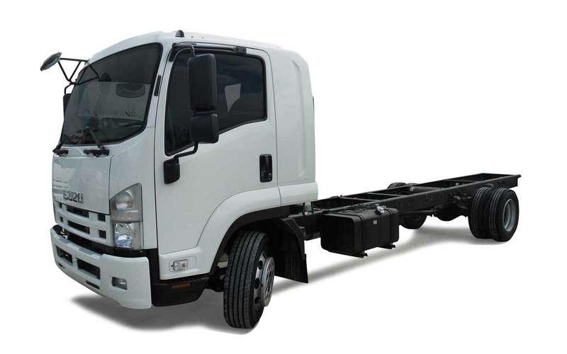 Небезопасные ремни: вРоссии отзывают грузовики Isuzu