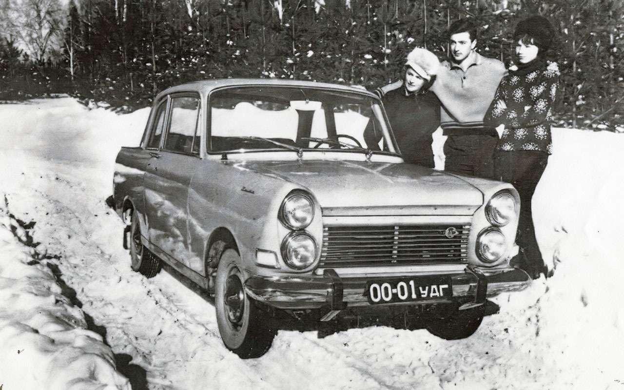 Ижевские автомобили, окоторых выине знали— фото 809854