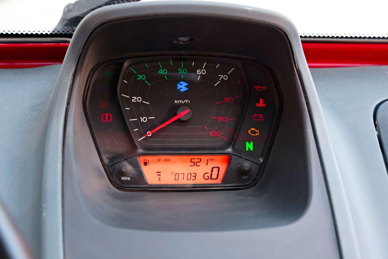 Bajaj Qute— лимузин дляпиццы— фото 612583