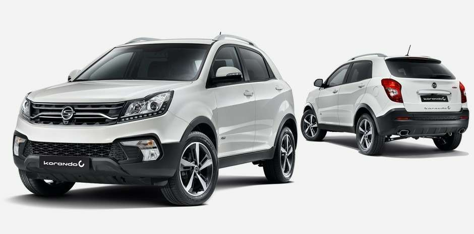 SsangYong Actyon опять обновили — фото 688700