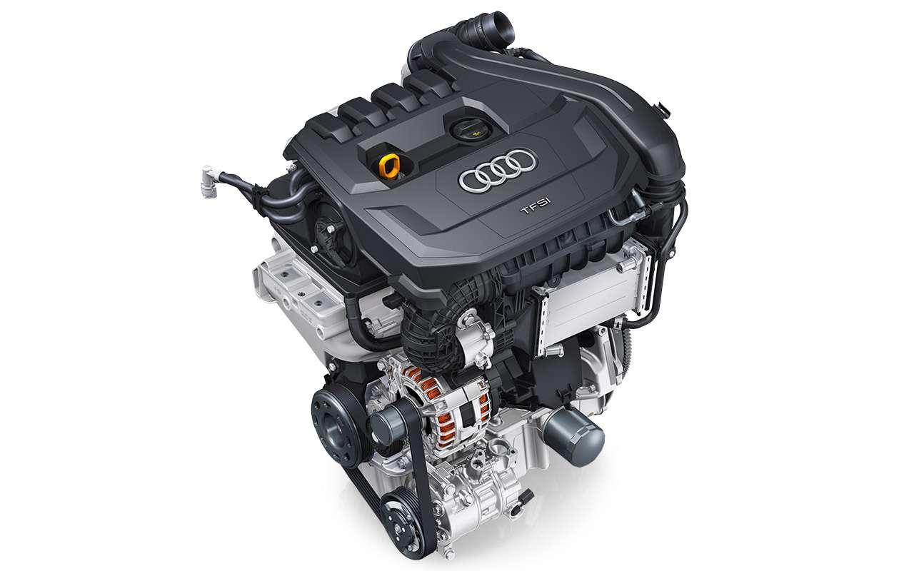 Тест нового Audi Q3— европейской сборки, носроссийскими нюансами— фото 928466