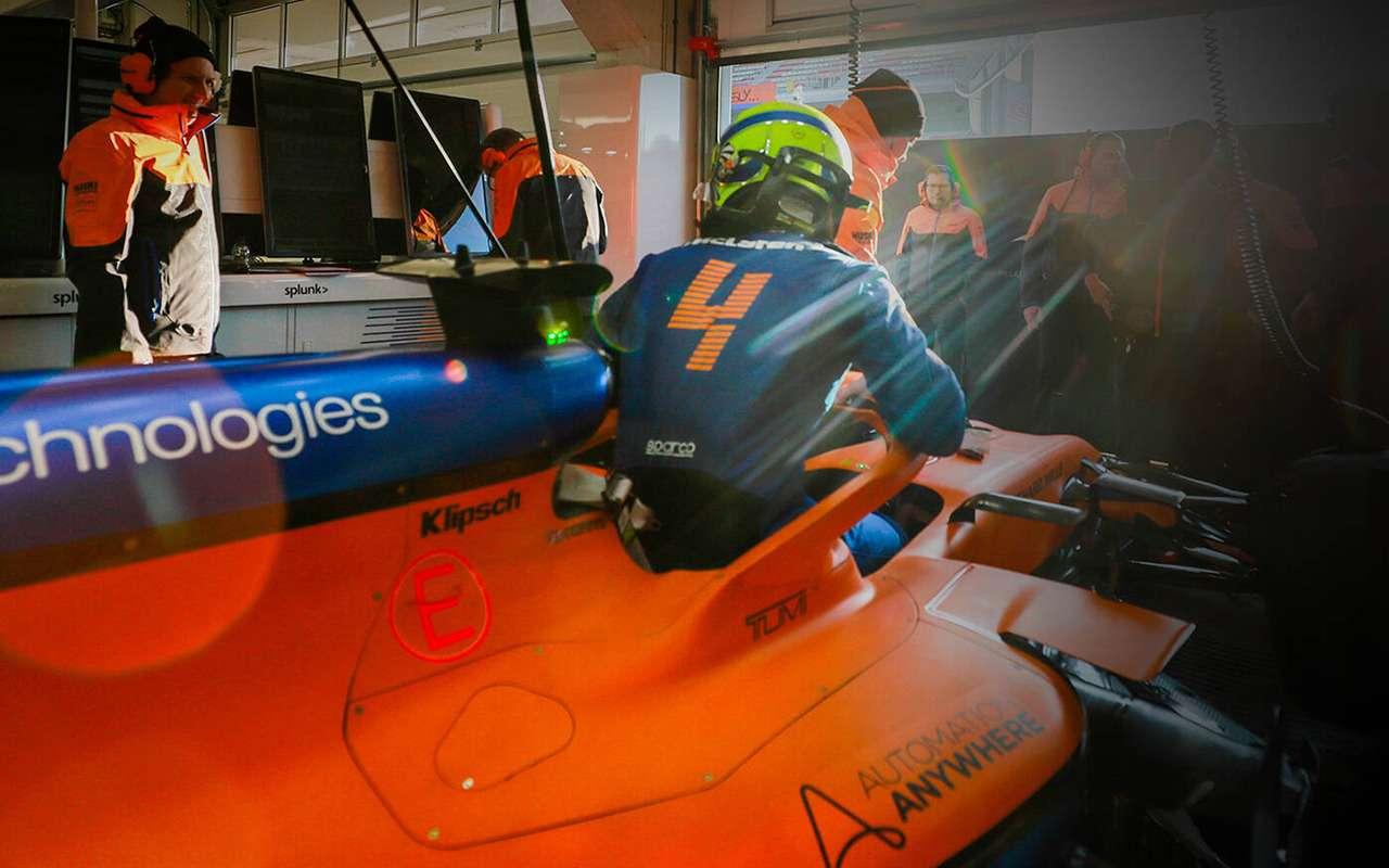 Гонщик Формулы-1: автопилот никогда неугадает, что ясделаю натреке— фото 1209051