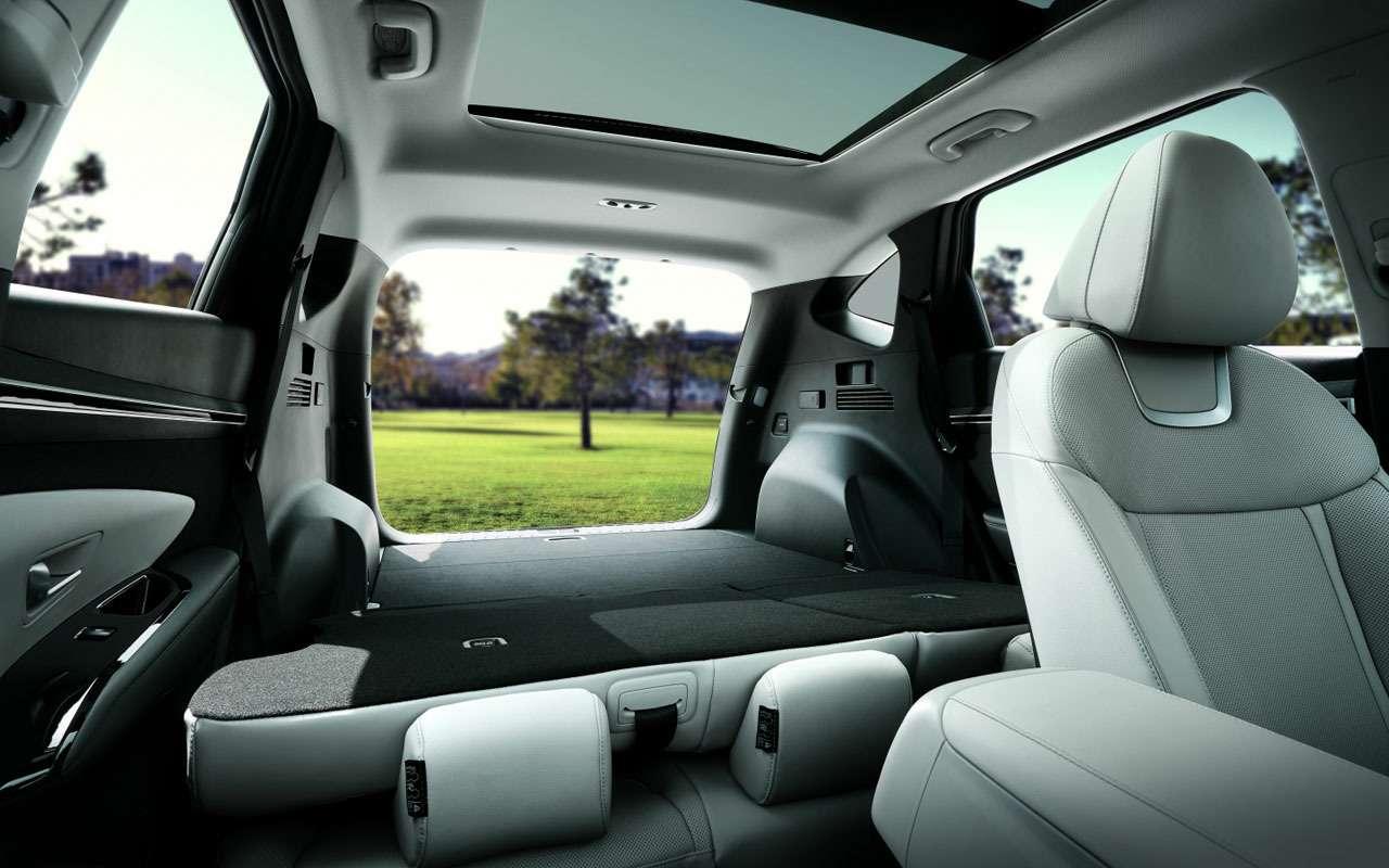 Новый Hyundai Tucson дляРоссии— названы цены— фото 1250650