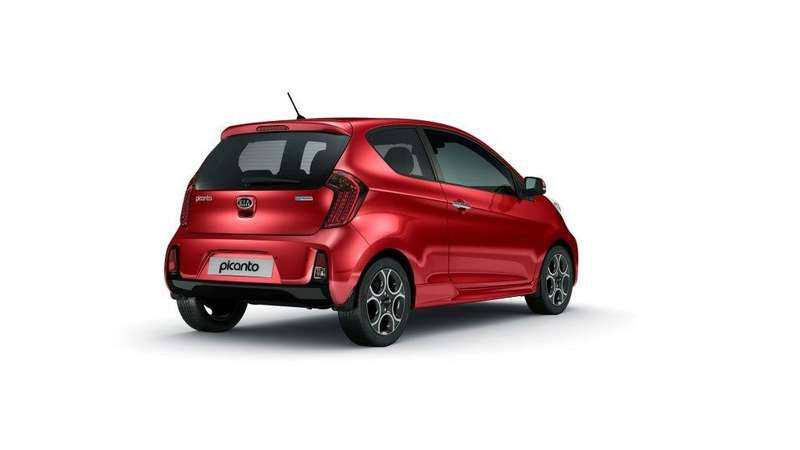 Enhanced Kia Picanto 2