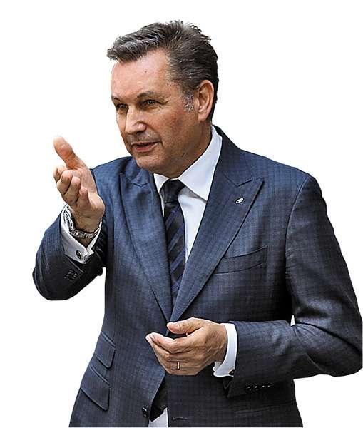 БуАндерссон, президент ОАО«АВТОВАЗ»