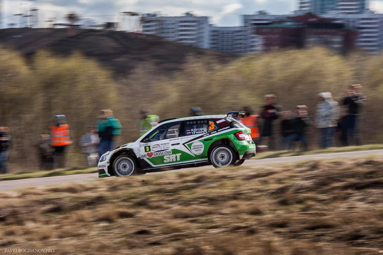 Николай Грязин, Rally Masters Show, Skoda Fabia R5