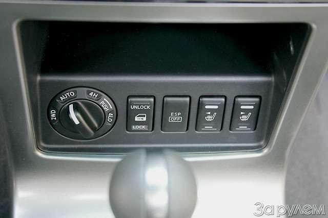 Тест Ford Explorer, Mitsubishi Pajero, Nissan Pathfinder. Ровесники века— фото 57022