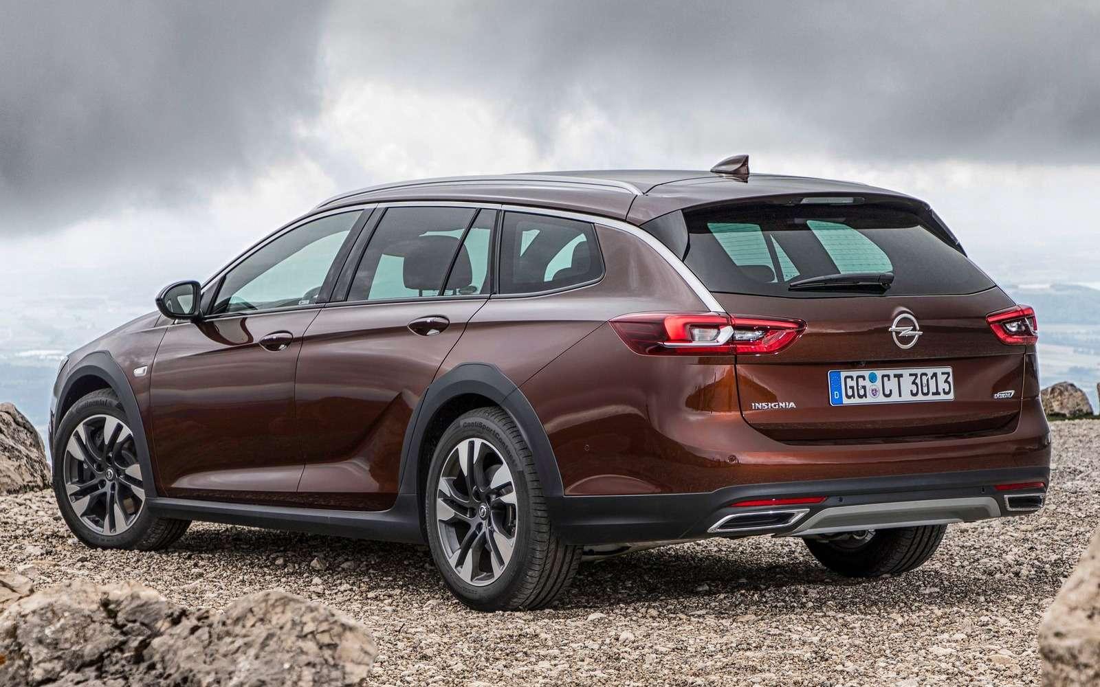 Opel, вернись! 6классных моделей, которых ждут оттебя вРоссии— фото 913058