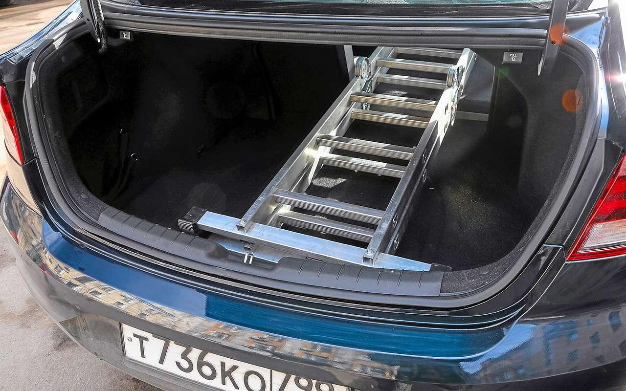 Новые Corolla иElantra плюс С4: большой тест седанов С‑класса— фото 970543