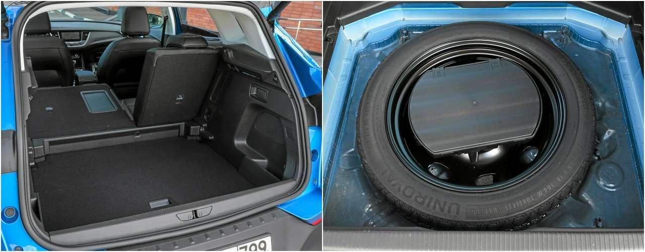 Toyota RAV4и Opel Grandland X— большой тест— фото 1202886