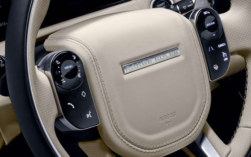 Range Rover Velar— первый тест-драйв