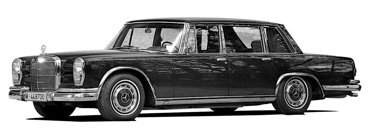 Тест машины, которую никогда непродавали: Чайка ГАЗ‑14— фото 998658