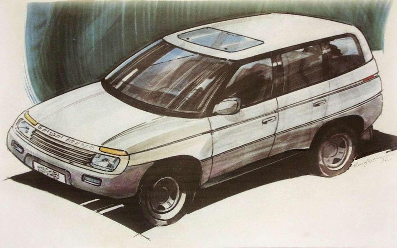 8 невероятных фактов олюбимой Chevrolet Niva— фото 1142892