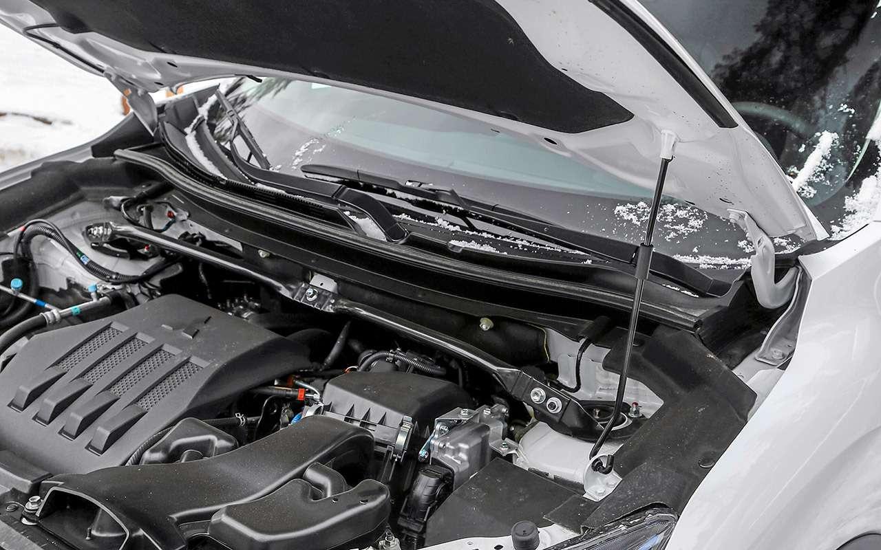 Кросс-купе изКитая, Франции иЯпонии: большой тест «Зарулем»— фото 1079503