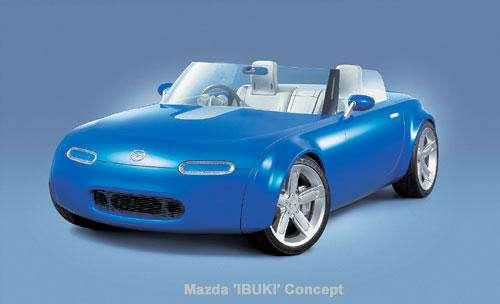 Концепты Mazda считают поосени— фото 40731