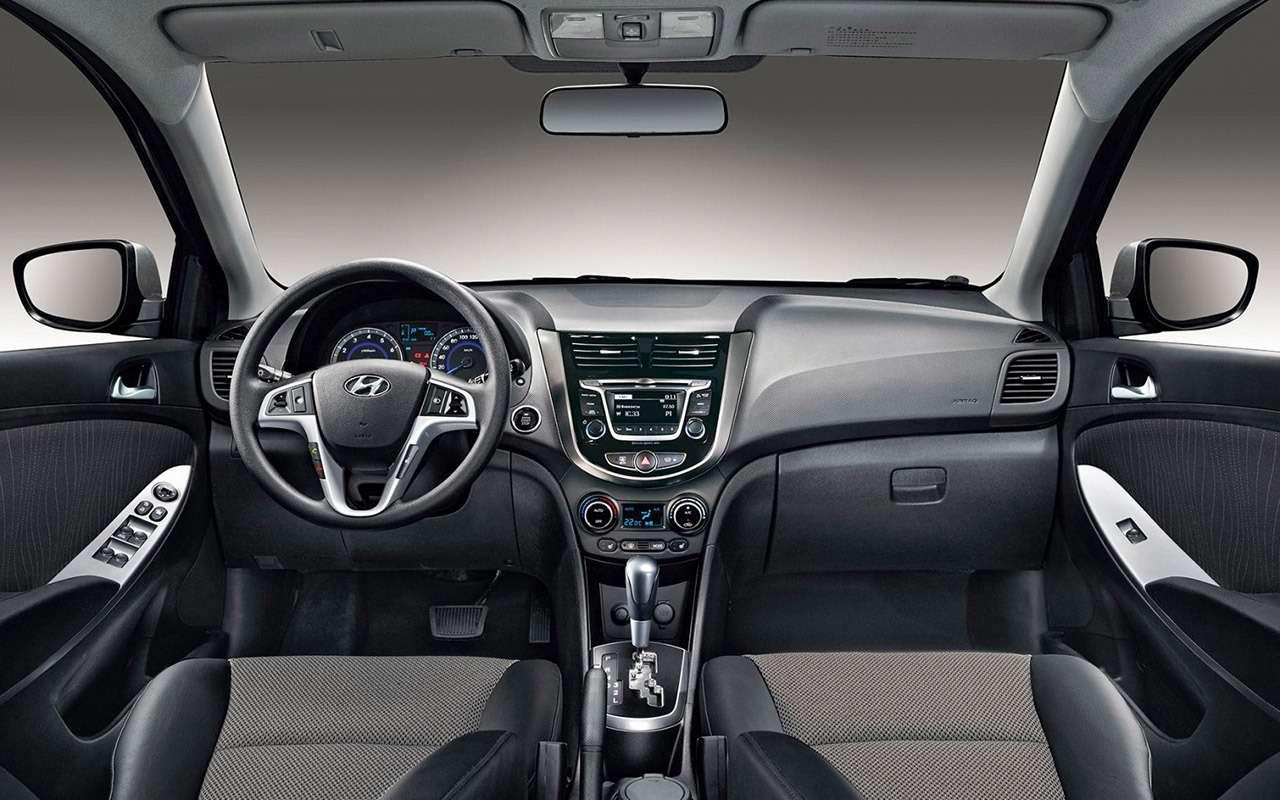 Hyundai Solaris за400000 руб.: все слабые места— фото 976804
