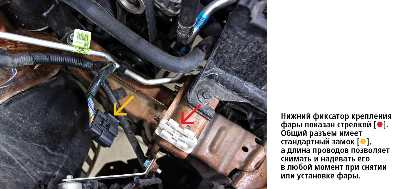 Ford Fiesta: проверка наремонтопригодность— фото 610311