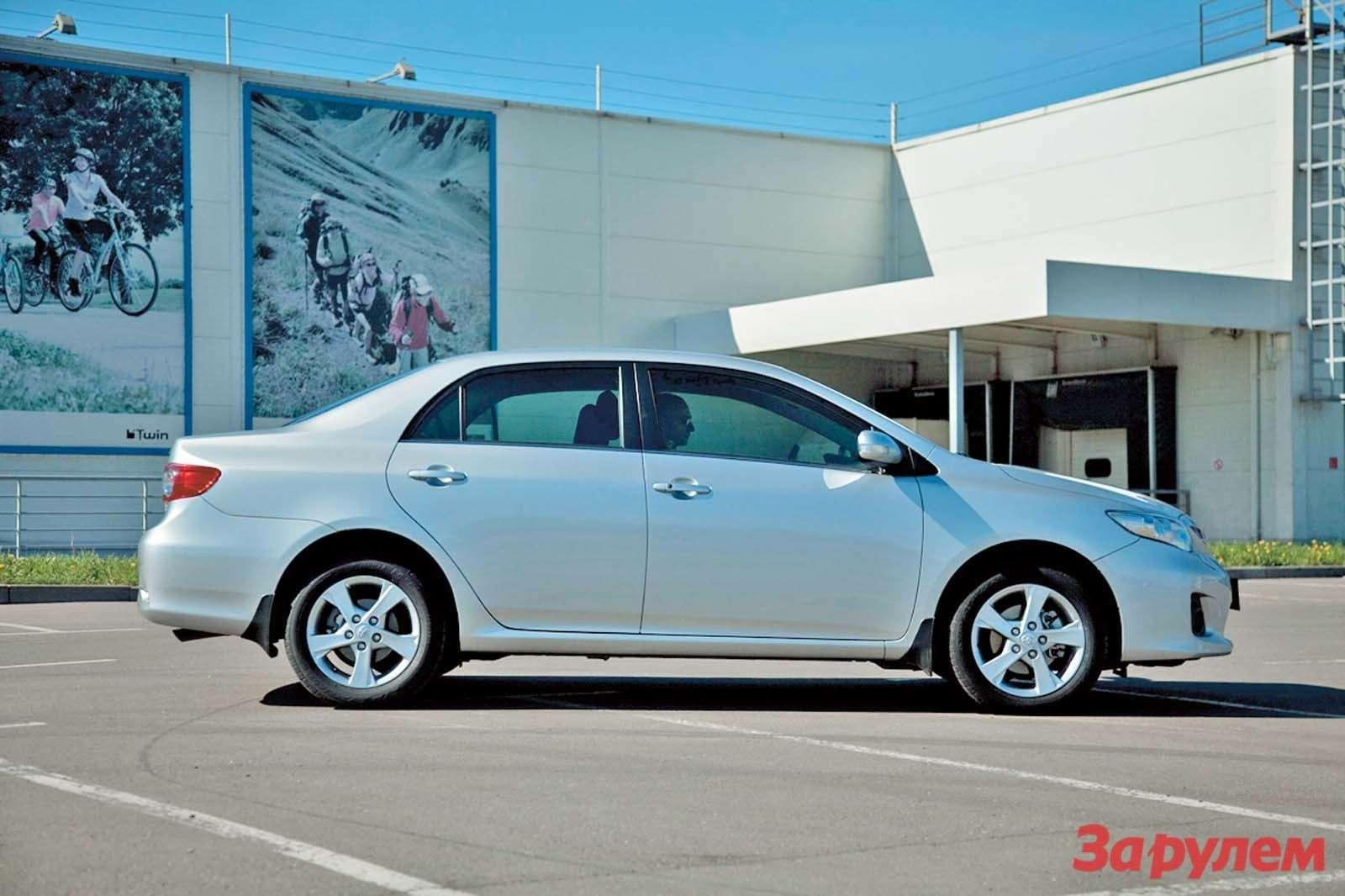 «Тойота-Королла», от599000 руб.