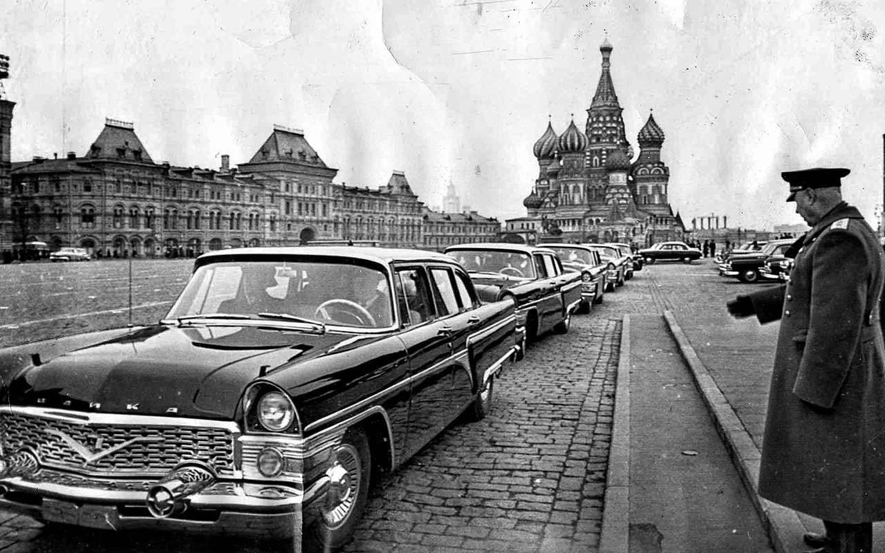 18главных (втом числе ибудущих) моделей ГАЗа— репортаж ЗР— фото 814354