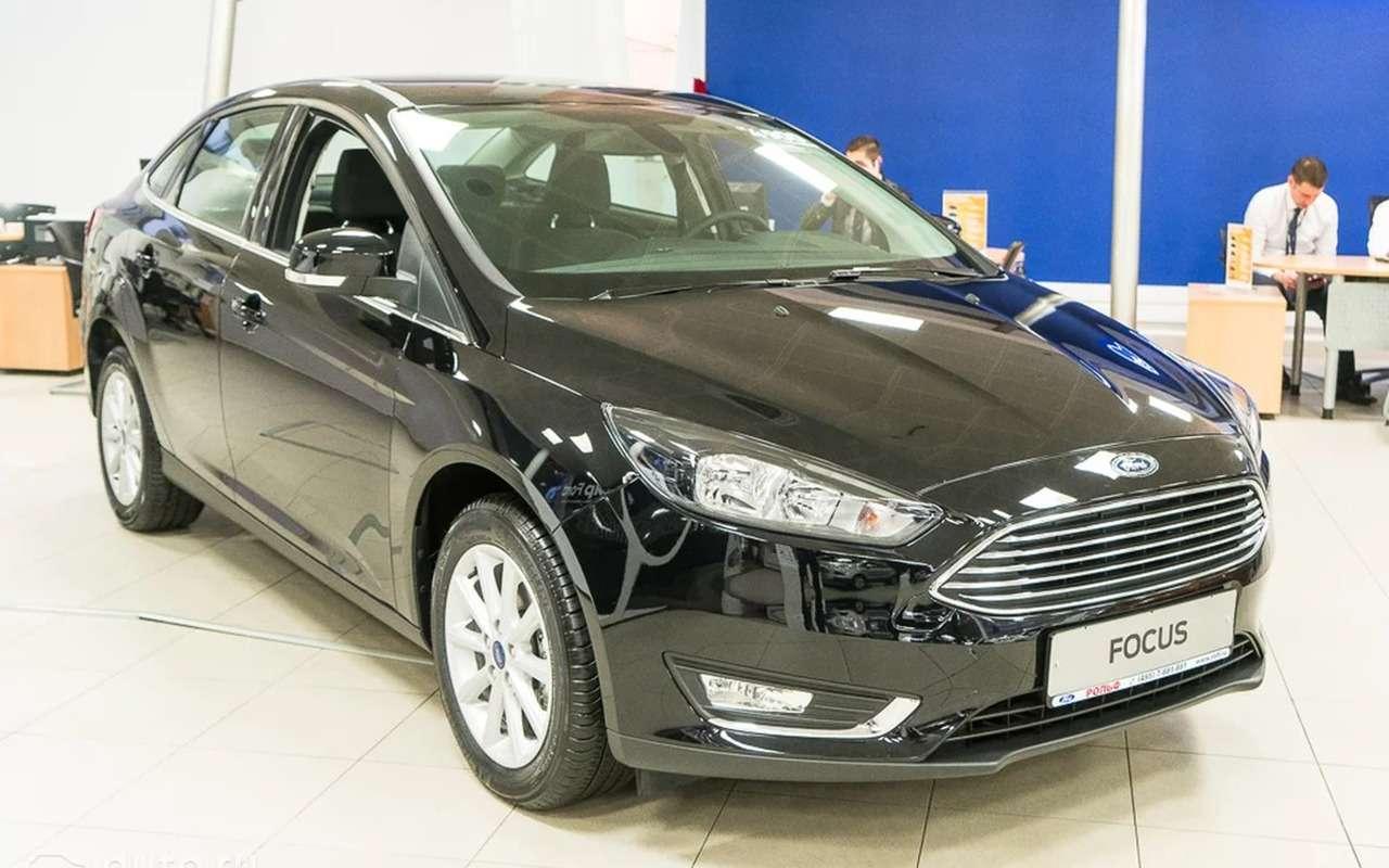 Новый Focus или подержанный Mondeo: выбираем Ford— фото 818246
