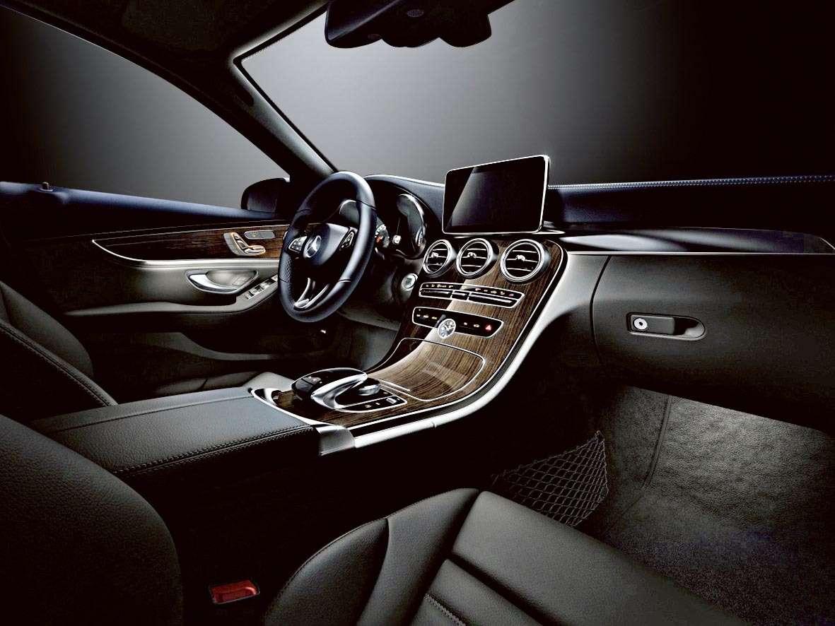 Mercedes-Benz C-Klasse (W205) 2013