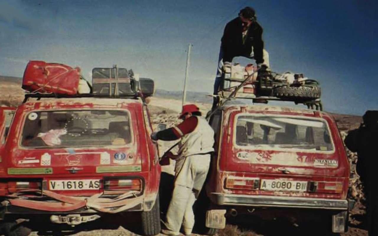Это машина дляавантюристов: иностранцы оНиве— фото 1169758