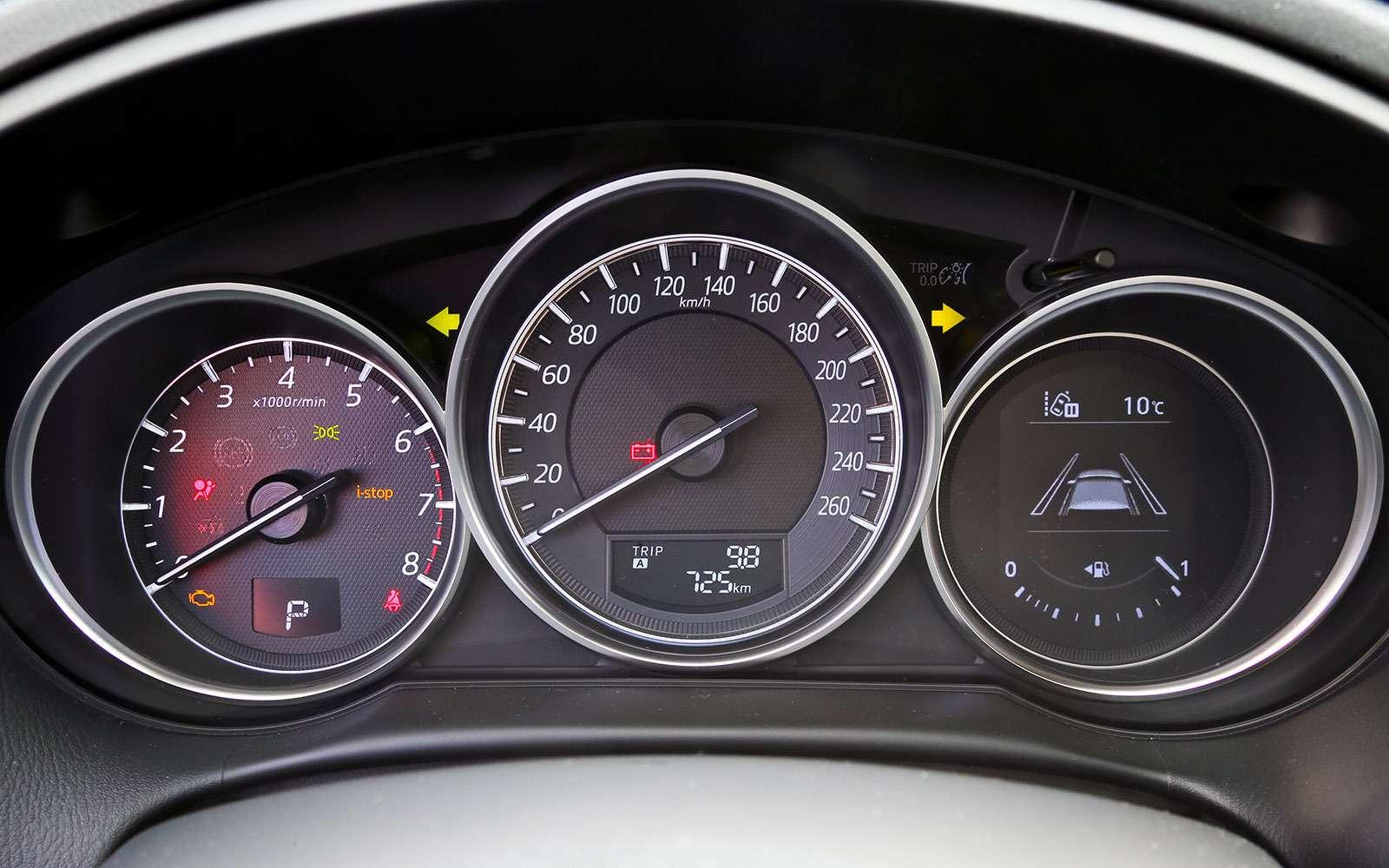 Новый Tiguan, CX-5или Sportage? Битва неравных— фото 670857