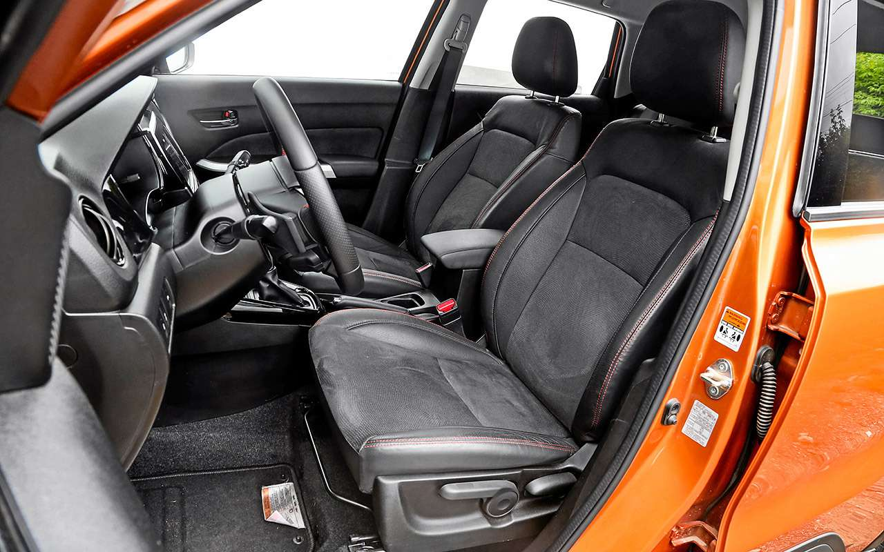 Toyota C-HR против других японских кроссоверов— большой тест-драйв— фото 902393