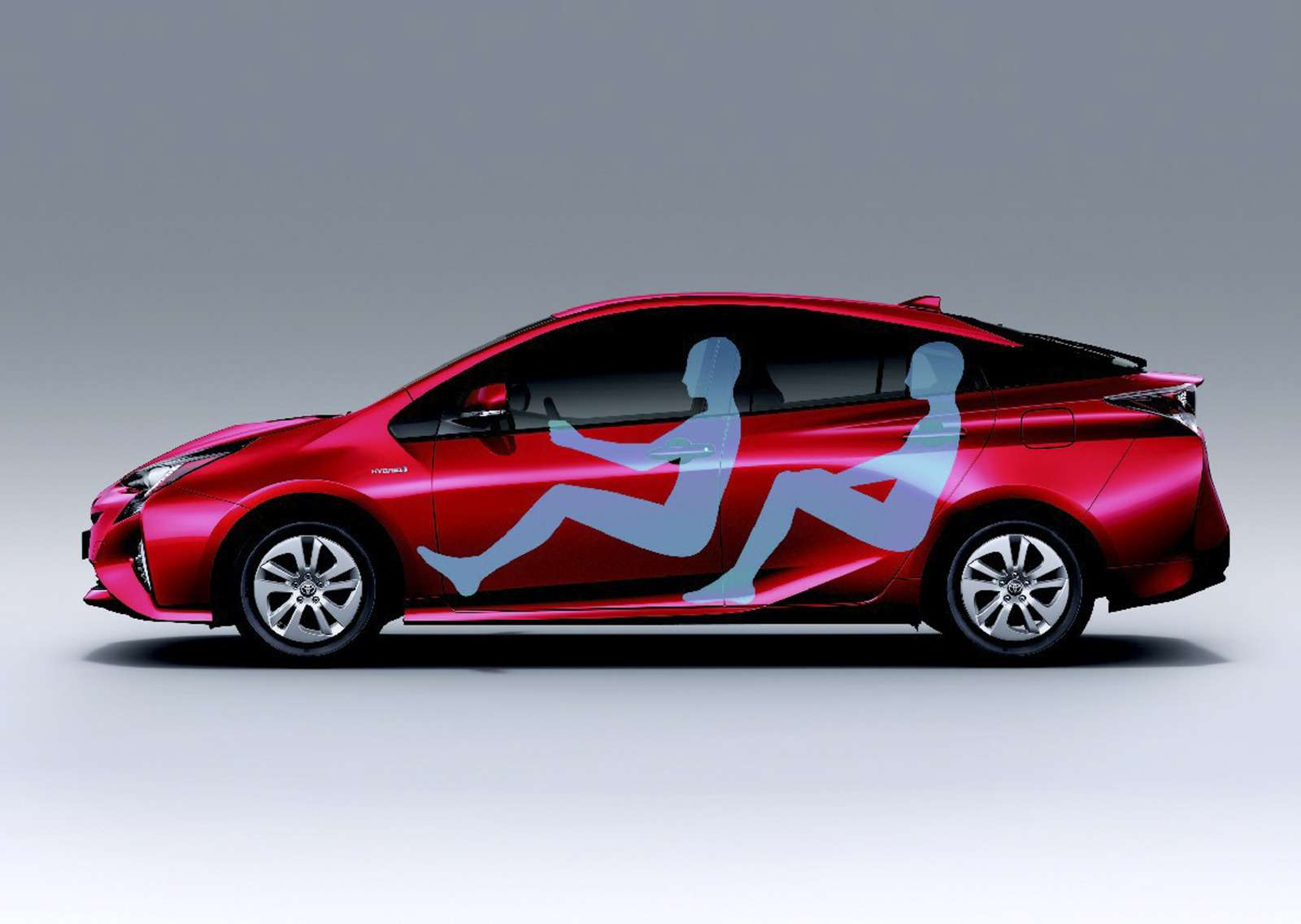 Новый Toyota Prius: начался прием заказов— фото 703683