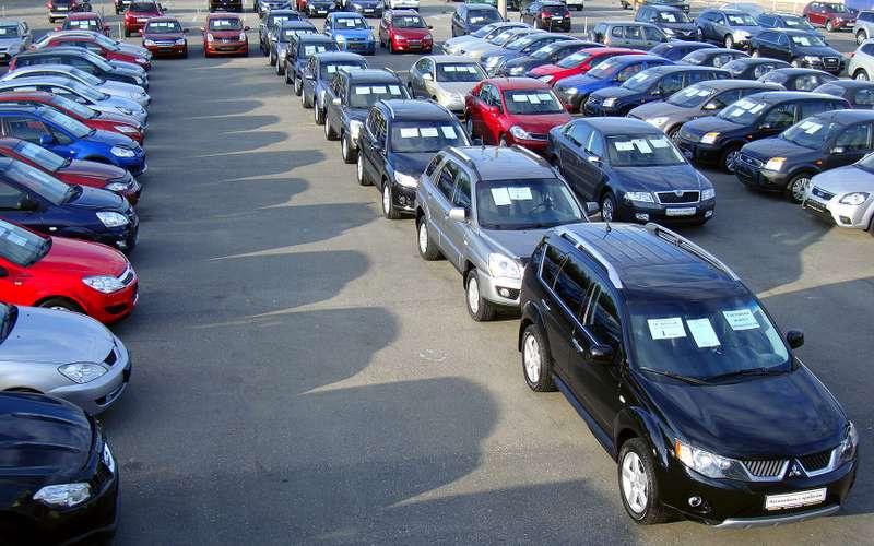 Выбираем авто за миллион  новый или подержанный  — журнал За рулем 6936f2aa1f9