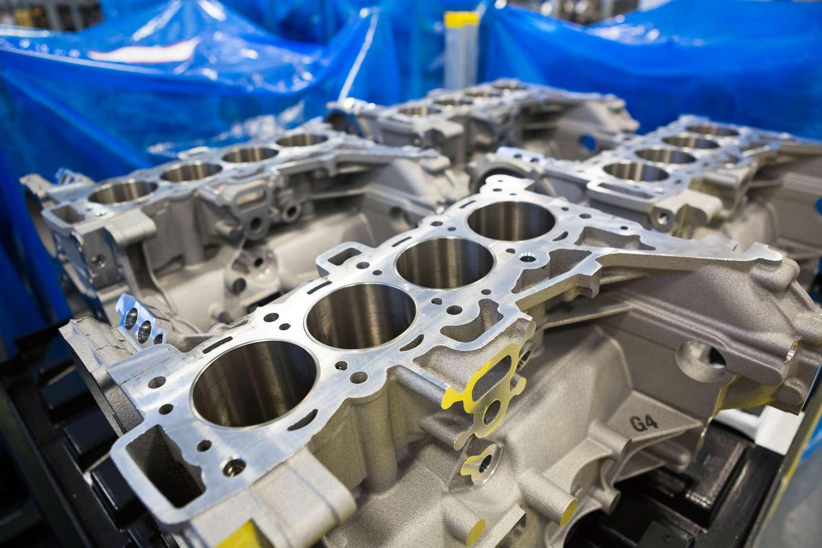 Завод двигателей Jaguar Land Rover: сто гениев вчас— фото 589030