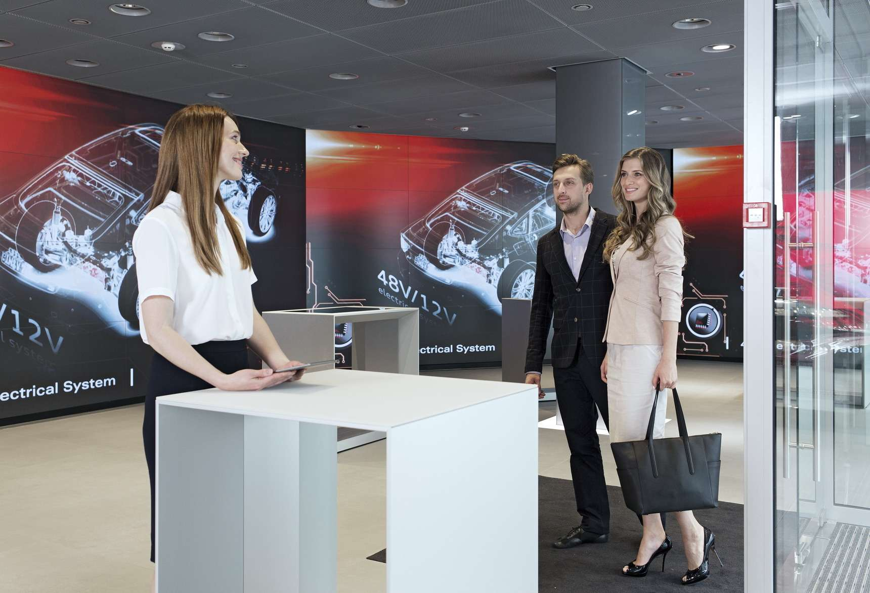 В Москве построили город Audi— фото 603933