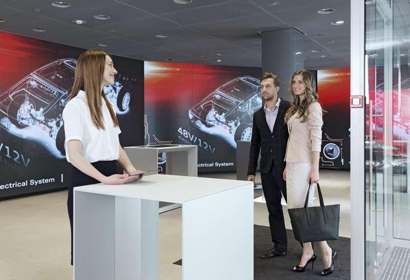 ВМоскве построили город Audi