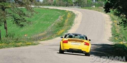Тест Audi TT. ИГРУШКА  КРУПНОГО КАЛИБРА— фото 29800