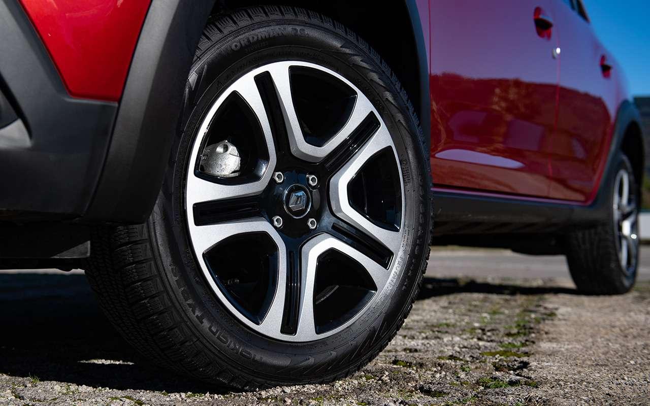 Кросс-седан Renault Logan Stepway: впоисках оптимальной комплектации— фото 940395