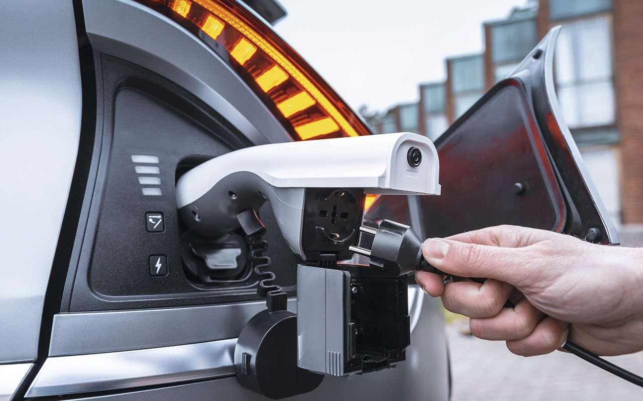 KIAEV6: электромобиль, который заряжает других— фото 1264160
