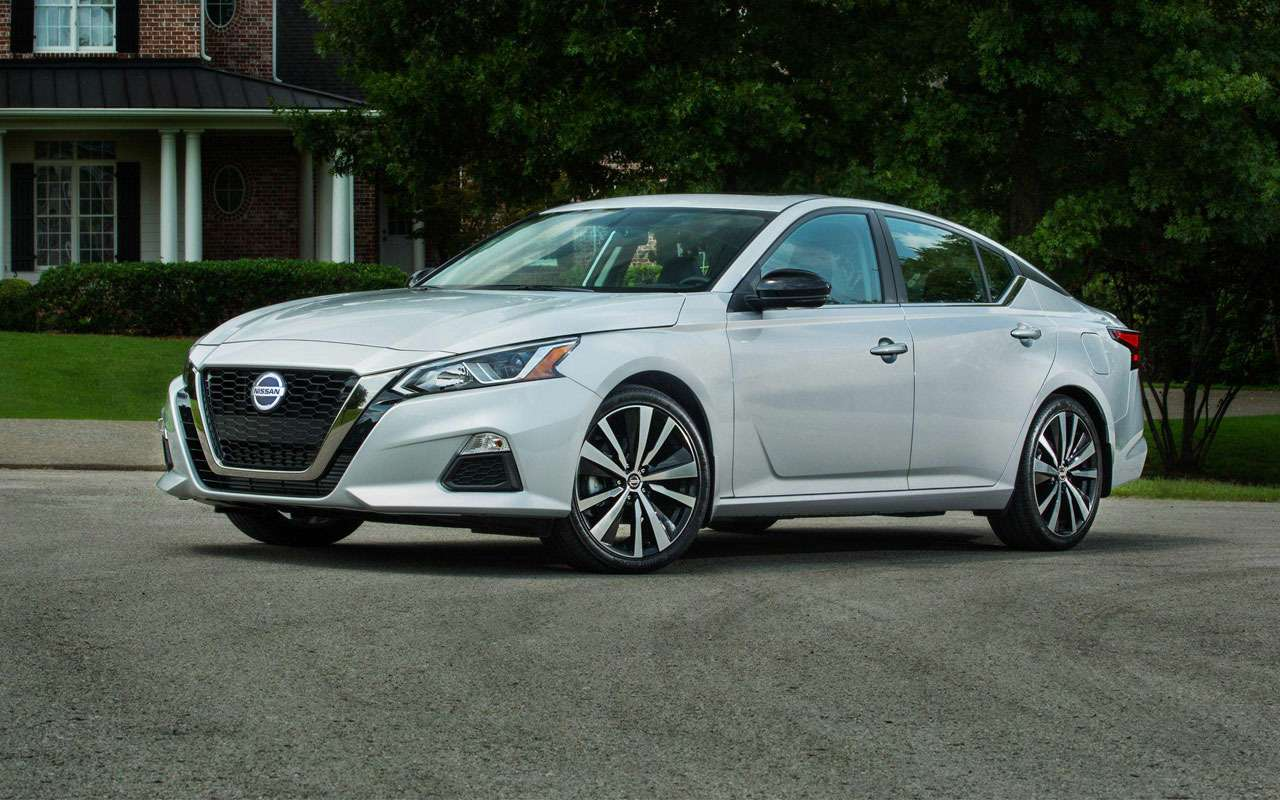 Nissan запатентовал вРоссии новую Teana— фото 974837