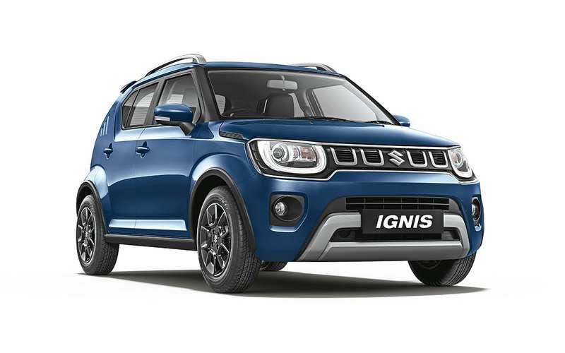 Премьера обновленного Suzuki Ignis: мотор слегка «придушили»