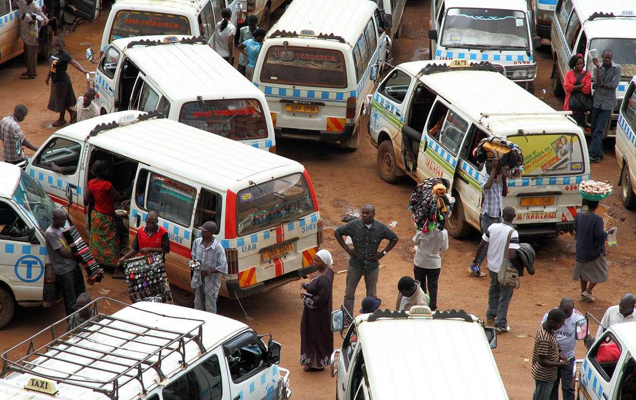 Празднуем День таксиста: самые необычные такси мира— фото 959467